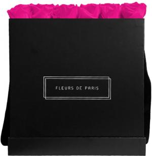Collection Infinity Hot Pink Luxe noir - anguleux