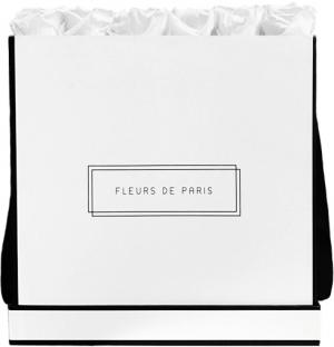 Collection Infinity Pure White Luxe blanc - anguleux